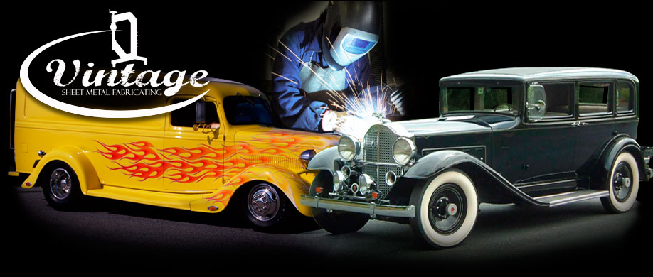 Custom Fabrication & Auto Restoration